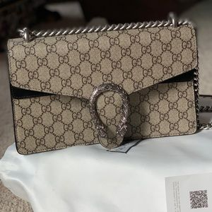 Gucci Dionysus printed shoulder bag